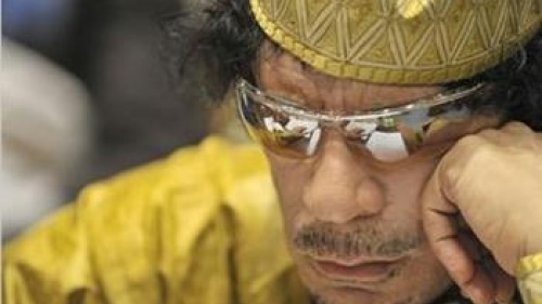 Gaddafi's Violent Past Catching Up in Libya