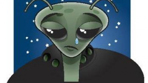 In the News: Extraterrestrial Letdown