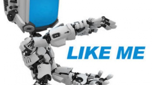 In the News: Robots Invade Social Media