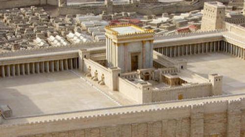 Is God's Temple Under Construction?