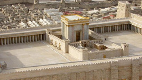 Is God's Temple Under Construction?