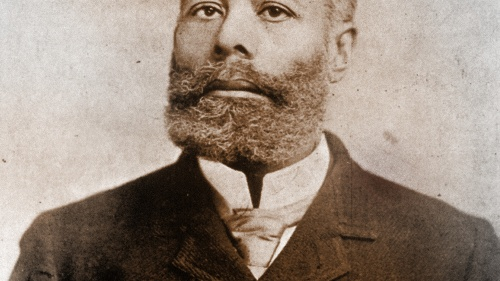 Old photo of Elijah McCoy