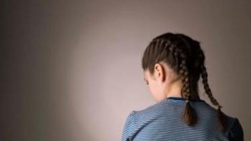 Back of girl with braids - Just for Youth Too Young to Die