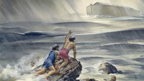 Noah: The Rest of the Story