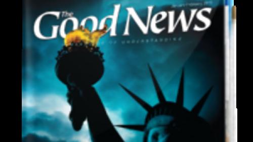 The Good News magazine