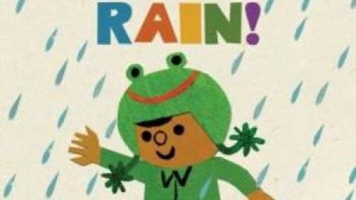 Smile - Rain or Shine!