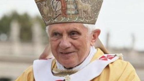 Surprise Announcement By Pope Benedict XVI