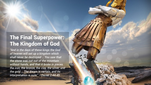 The Final Superpower: The Kingdom of God