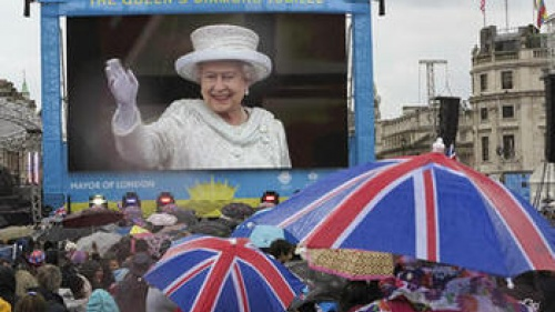 The Queen's Diamond Jubilee - A Look Back at 60 Years