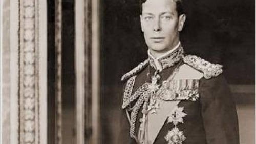 The Spiritual Reality Behind The King's Speech