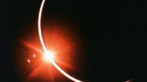 Lunar eclipse - The Year 2000—Doomsday or the Age of Aquarius?