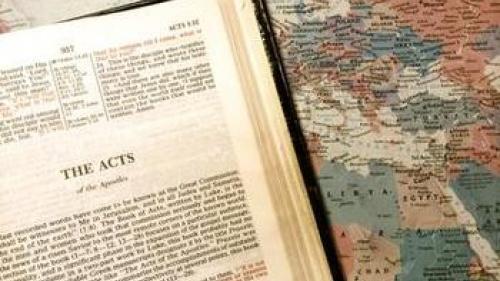 Travels in Acts: Gamaliel's Wisdom