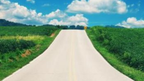 Road and blue sky - What Does God Require for Eternal Life?