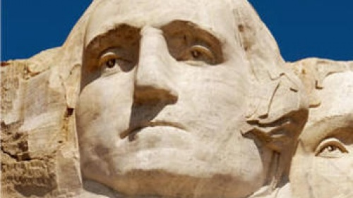 What Makes a True Leader? (George Washington on Mount Rushmore)