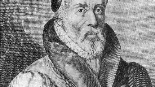 Portrait William Tyndale