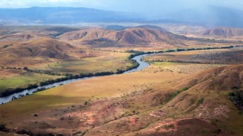 Brazil Guyana Border