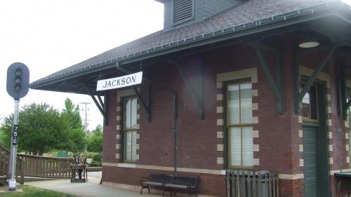 Jackson depot