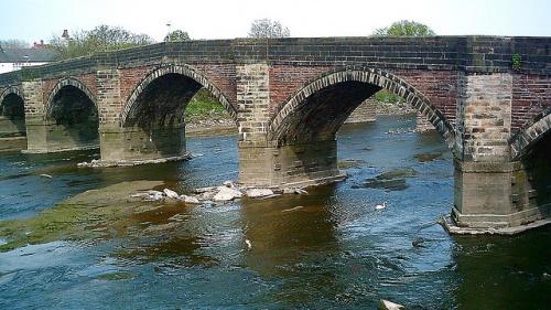 The Old Penwortham Bridge