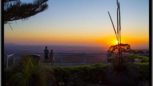 Toowoomba sunset
