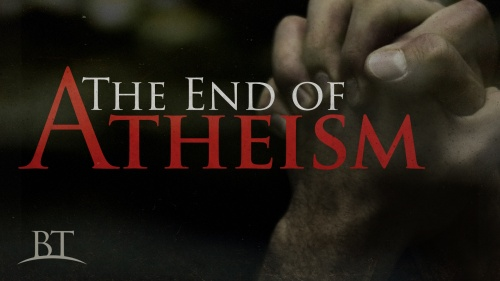 Beyond Today -- The End of Atheism