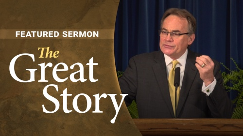 Sermon - The Great Story