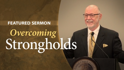 Overcoming Strongholds