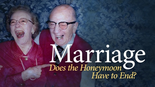 Marriage: Does the Honeymoon Have to End?