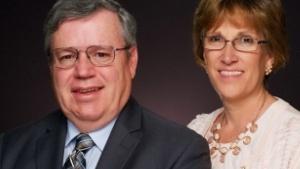 Tom and Lisa Damour