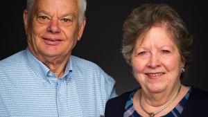 Stan and Judy Erickson