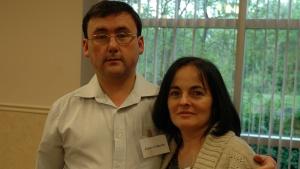 Jaime and Maria Gallardo