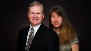 Kevin and Rachel Kenady