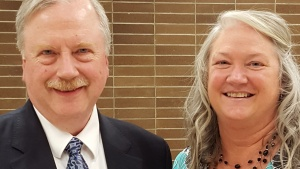 Roger and Diane Korthuis