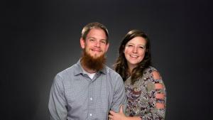 Nick and Megan Lamoureux