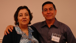 Israel and Thelma Robledo