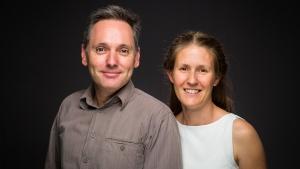 Matthew and Leah Sieff