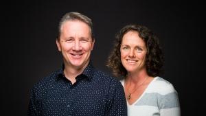 Paul and Susan Vaughan