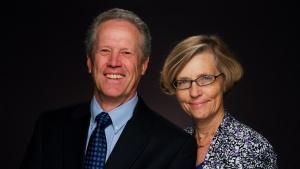 Randy and Kay Schreiber
