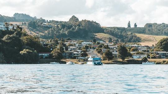 Acacia Bay, New Zealand