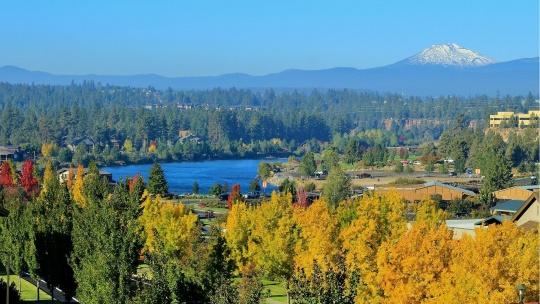 Bend-Redmond, Oregon, U.S.A.