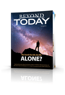 Beyond Today magazine - July/August 2019