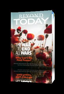 Beyond Today magazine - September/October 2018