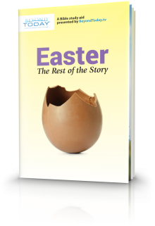 Easter - The Rest of the Story