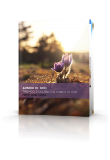 The Holy Days and the Armor of God Family Study Guide cover.