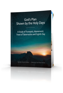 God's Plan: A Study of the Fall Holy Days