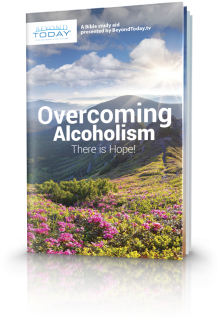 Overcoming Alcoholism - There is Hope!