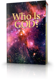 Who Is God? booklet