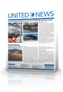 United News: March - April 2018
