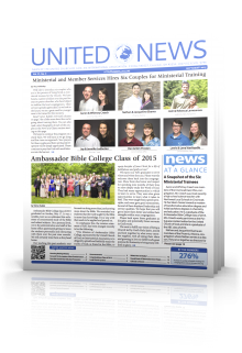United News July - August 2015.
