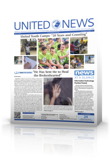 September - October issue of United News.
