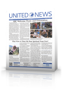 United News September-October 2016 issue.